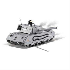 Конструктор COBI World Of Tanks Mauerbrecher, 875 деталей