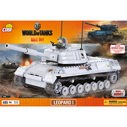 Конструктор COBI World Of Tanks Леопард I