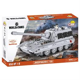 Конструктор COBI World Of Tanks Jagdpanzer E-100 Крокодил, 950  деталей